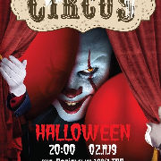 Horror Circus party
