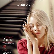 Благотворительный концерт инструментальной музыки The Beginning от Julia Jen, Almia Music