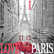 Музичне шоу LOVE PARIS