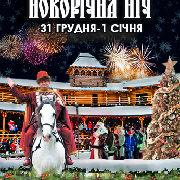 Новорічна ніч в «Парку Київська Русь»