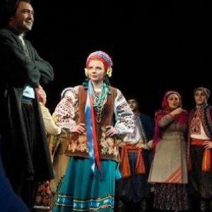 Рождественская Ночь (театр Кобылянской)