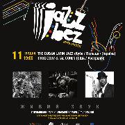 Jazz Bez: концерт Greg Osby and Tal Cohen (США / Австралія) та The Cuban Latin Jazz (Куба/Польща /Україна