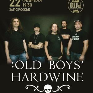 :Old Boys Hardwine