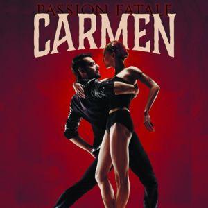 Carmen and Jose. Современный балет