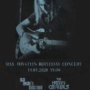 Max Tovstyis birthday concert