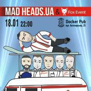 MAD HEADS.UA