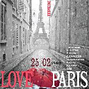 Love Paris (Кохання Париж. Спогади старого Монмарта)