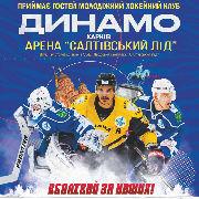 МХК «Динамо» (Харьков) – ХК «Ледяные Волки» (Киев), УХЛ