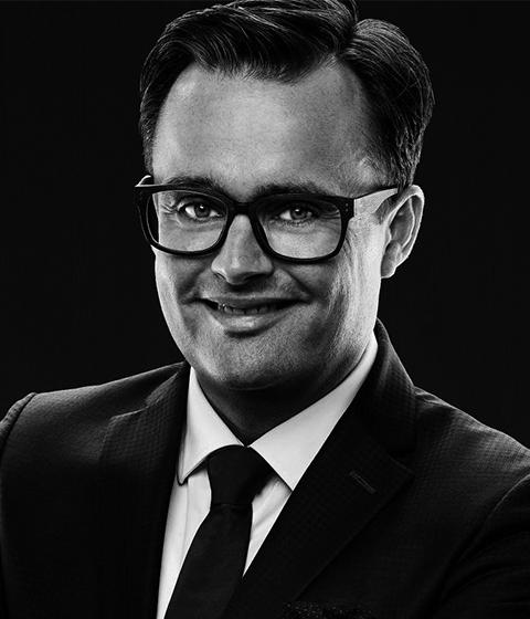 Dr. Jeppe R. Stokholm