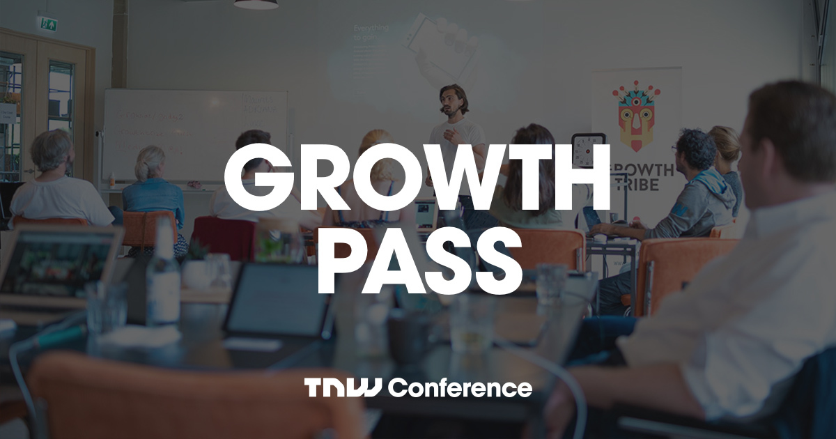 TNW2019 - Growth Pass