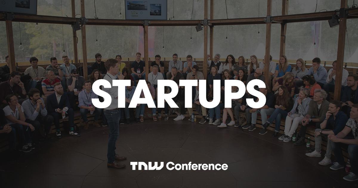 TNW2019 - Startups