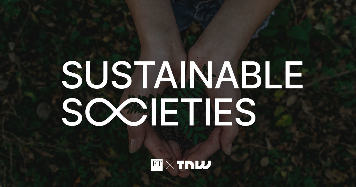 TNW2020 - Sustainable Societies - Tech for good