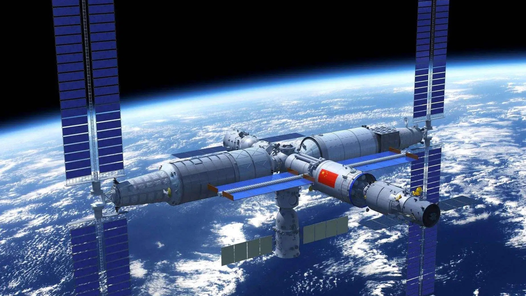 Everything you need to know about China's Tiangong space station