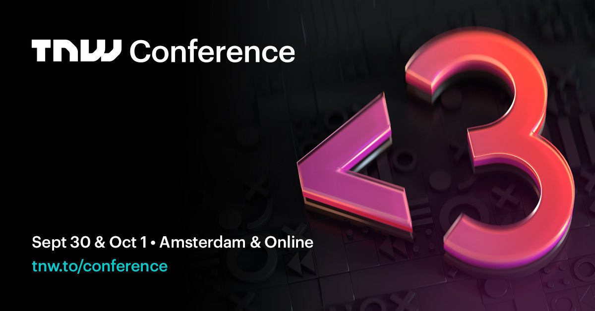 TNW Conference 2021