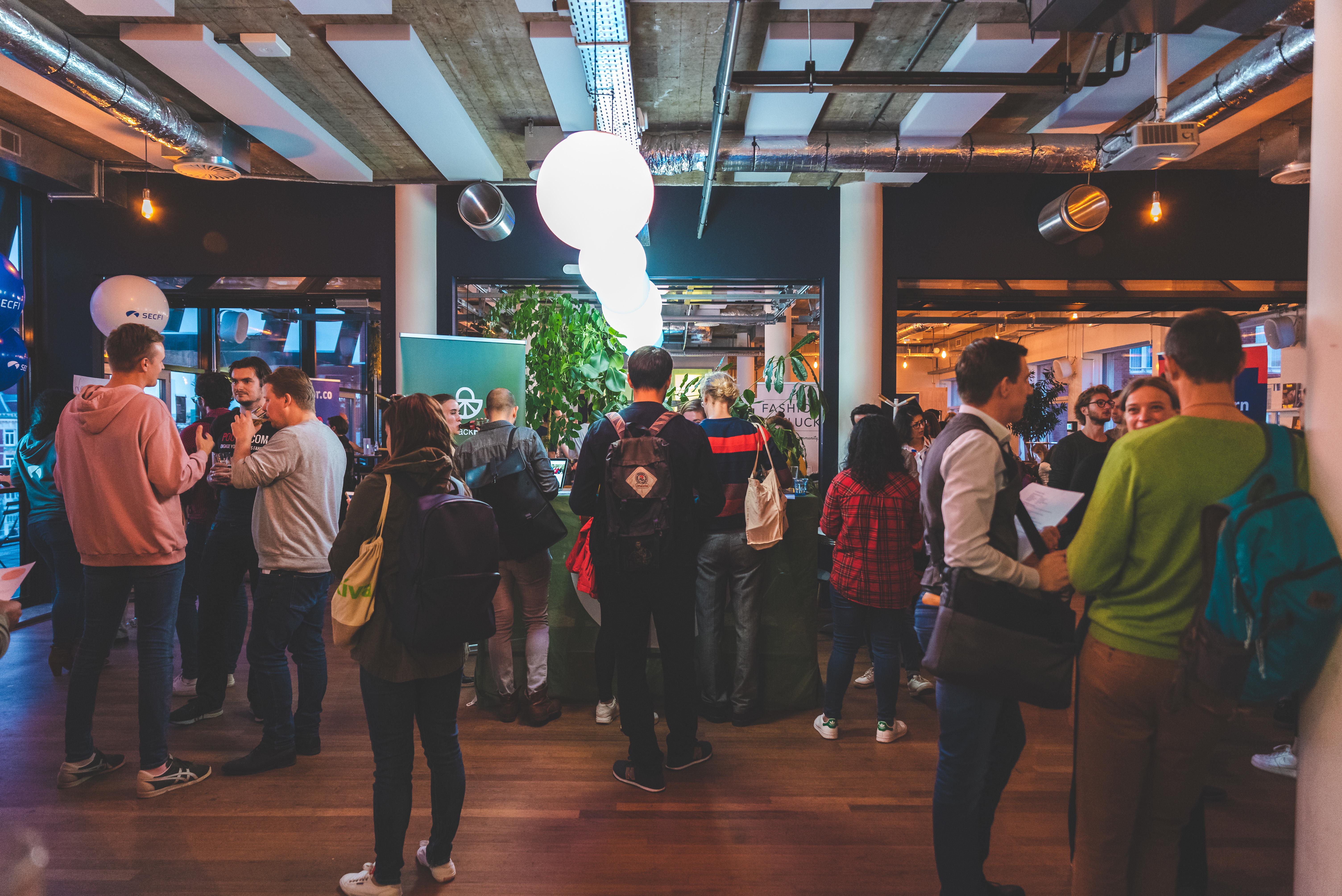 Hello Amsterdam Startup Job Fair