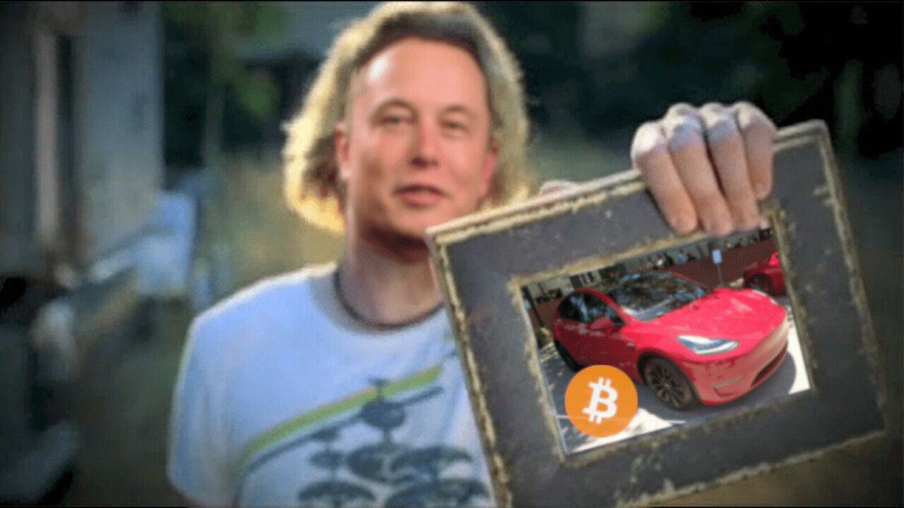 Elon Musk says Tesla is pausing Bitcoin payments for its cars