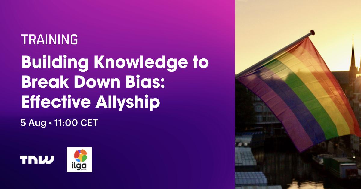 Building Knowledge to Break Down Bias: Effective Allyship