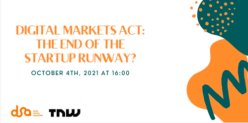Digital Markets Act: The end of the startup runway?