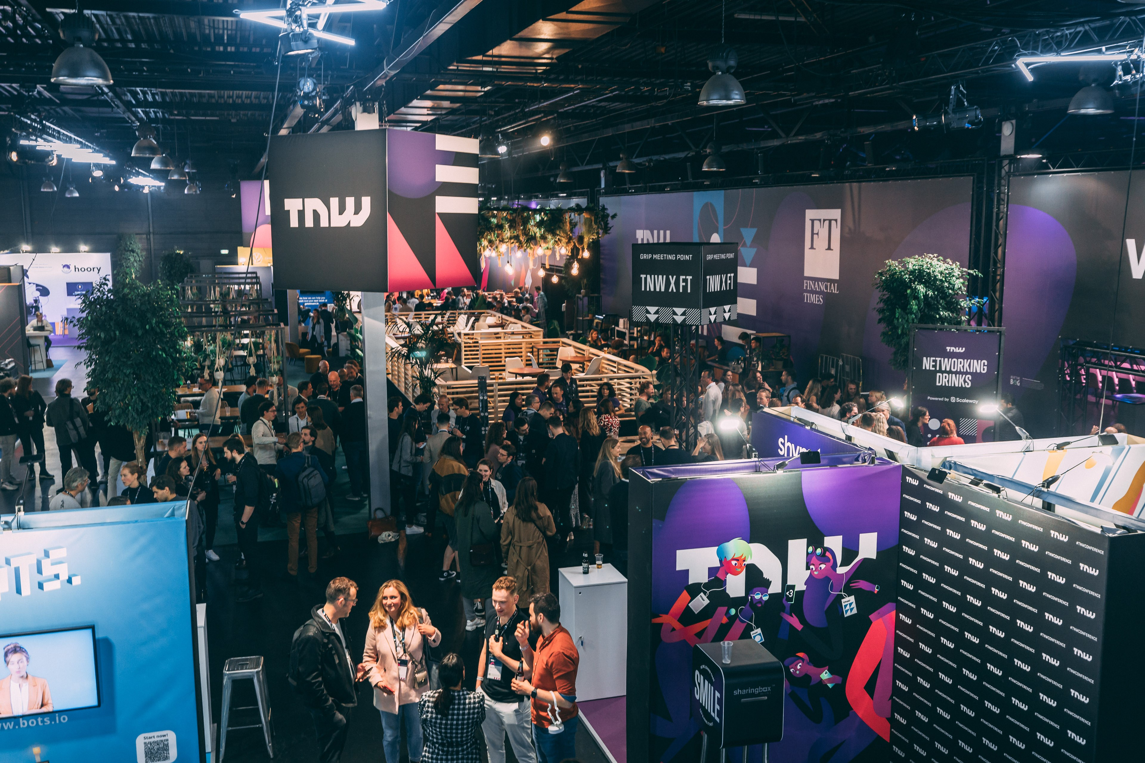 ARE YOU READY FOR TNW CONFERENCE 2022?