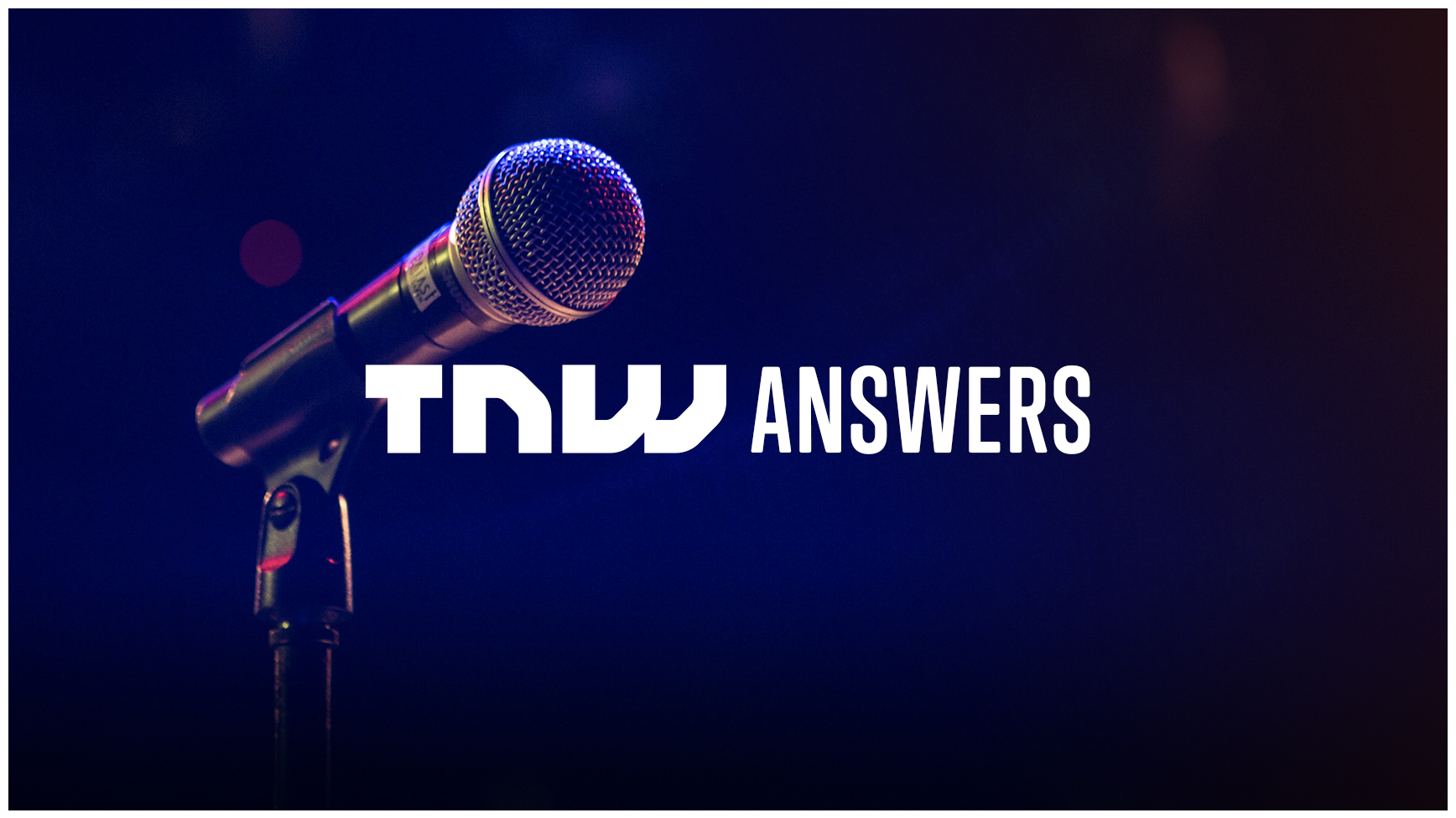 TNW Answers with Henrik Fisker