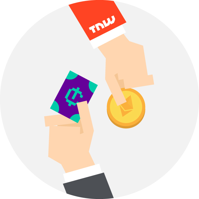 TNW is accepting payments in altcoins