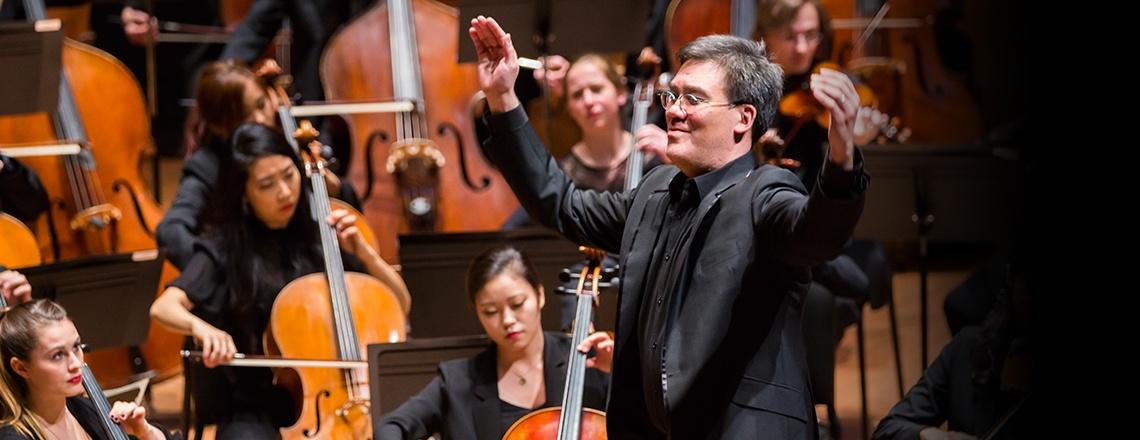 Alan Gilbert & Juilliard Orchestra