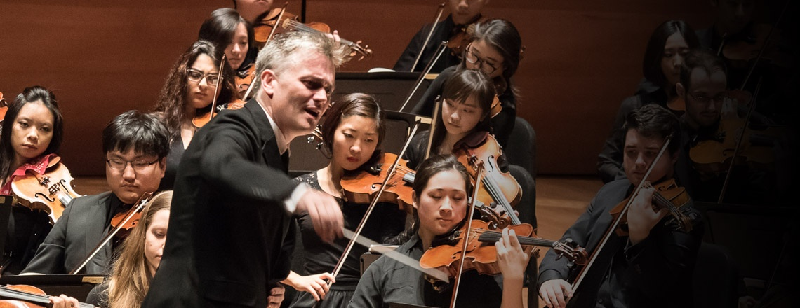 Edward Gardner & Juilliard Orchestra