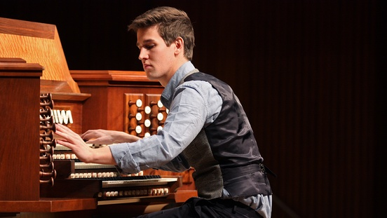 Juilliard Organists