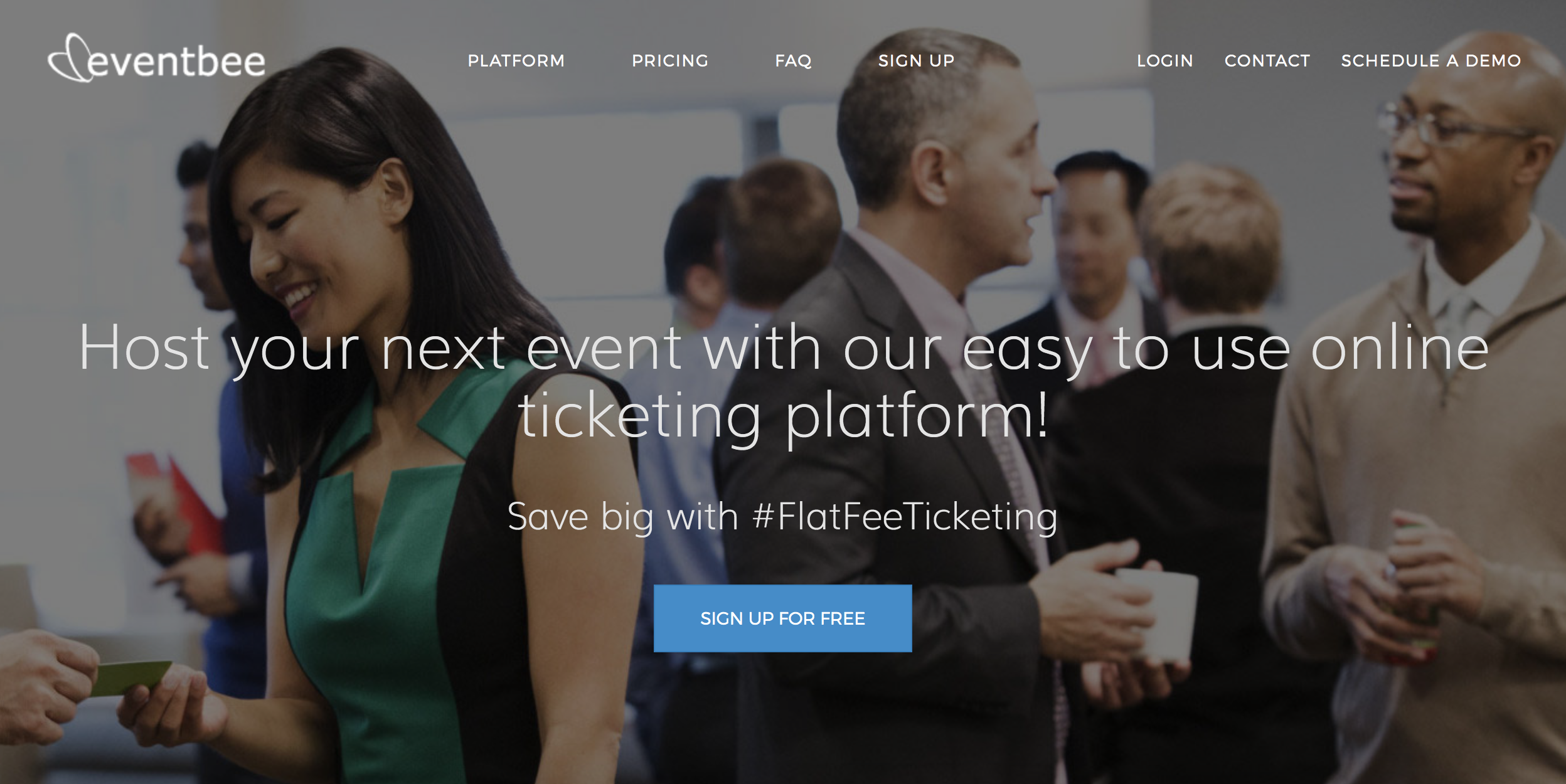 EventBee Event Management Platform - Top Eventbrite Alternative