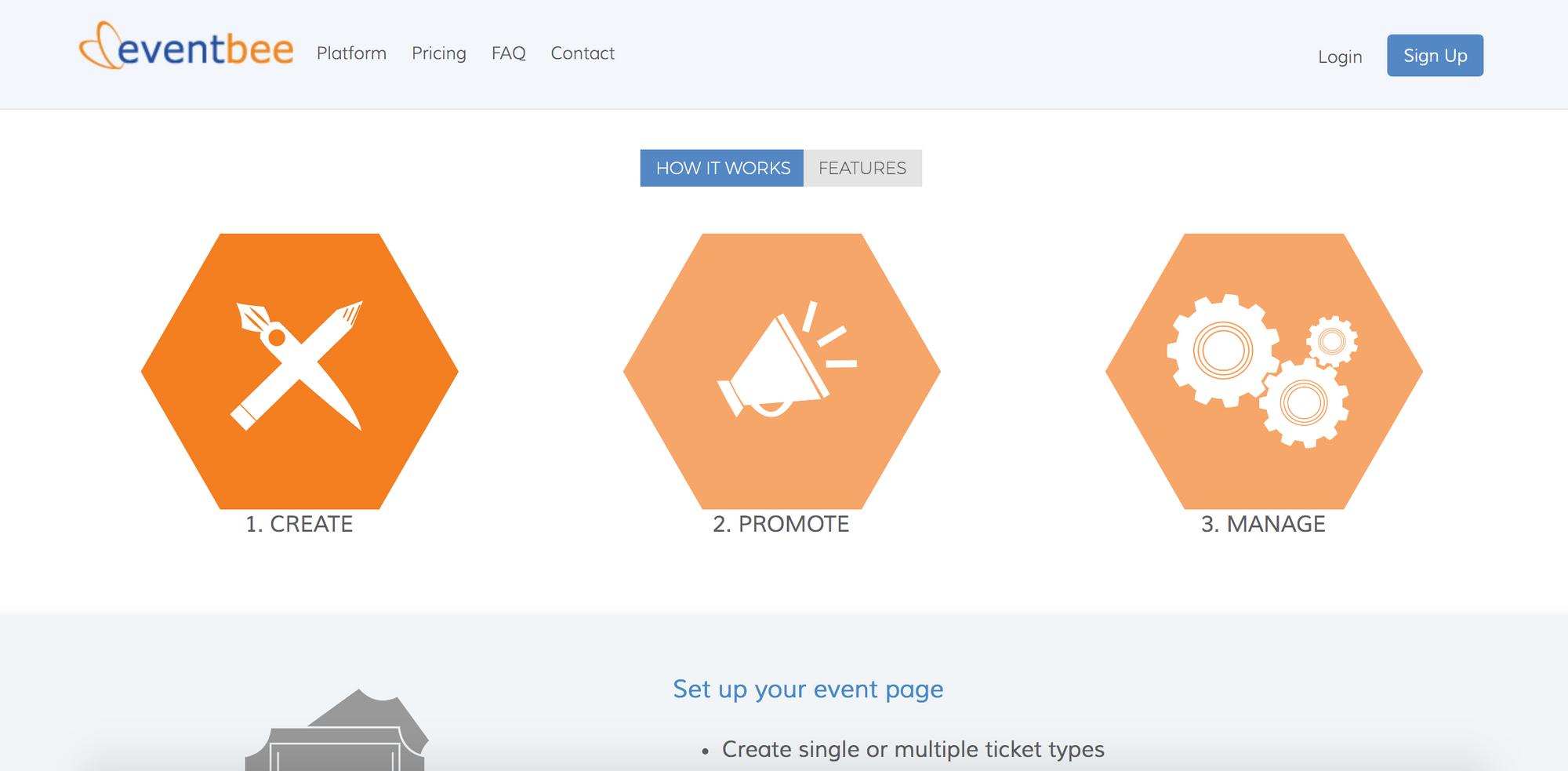 EventBee Event Management Platform - Top Eventbrite Alternative