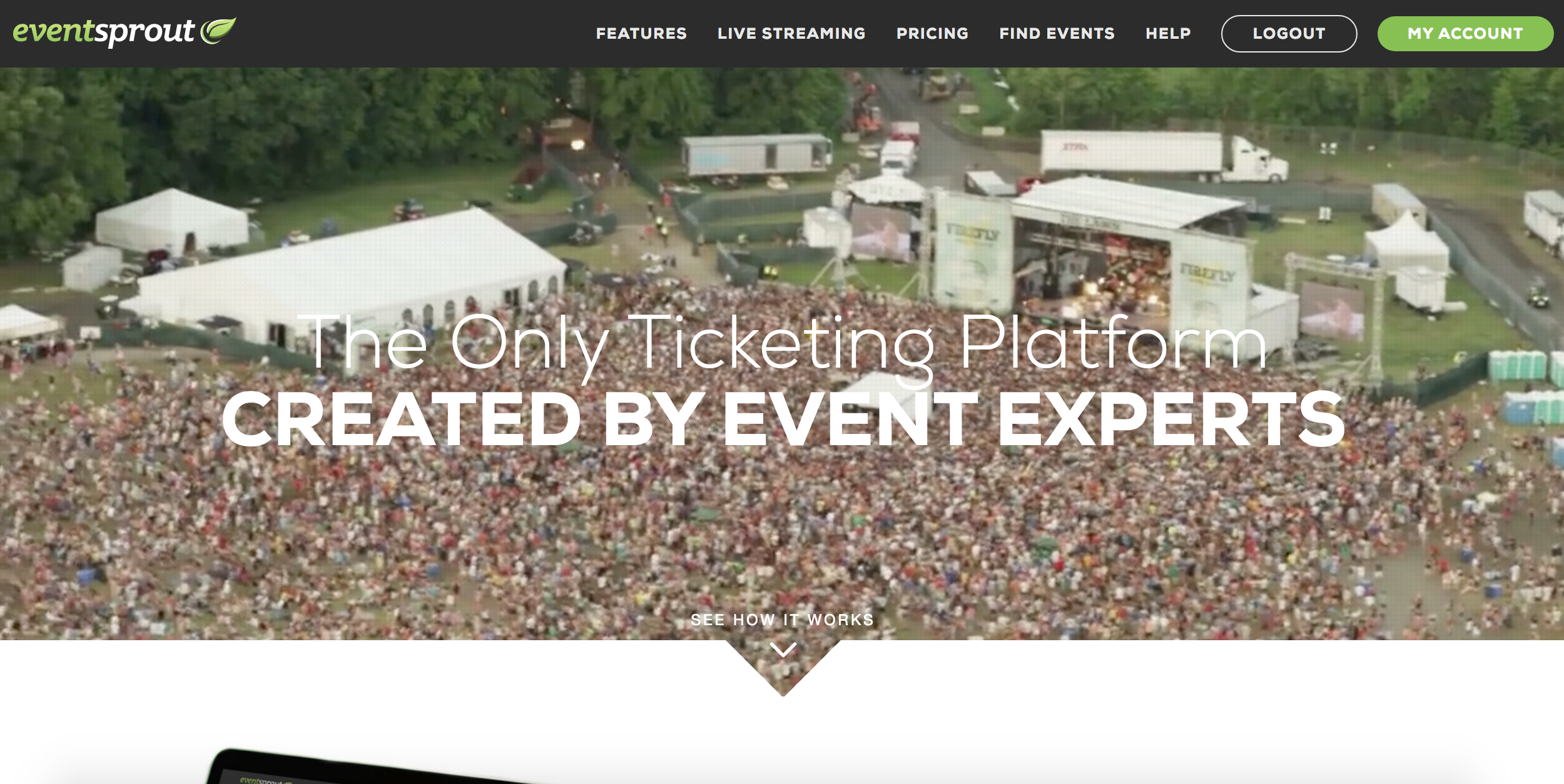 EventSprout Event Management Platform - Top Eventbrite Alternative