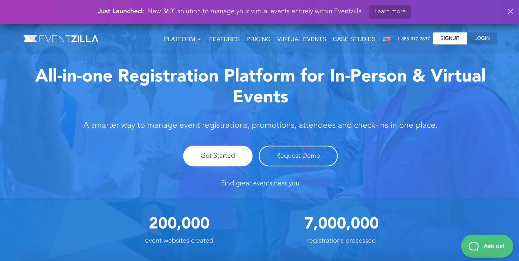 EventZilla Event Management Platform - Top Eventbrite Alternative