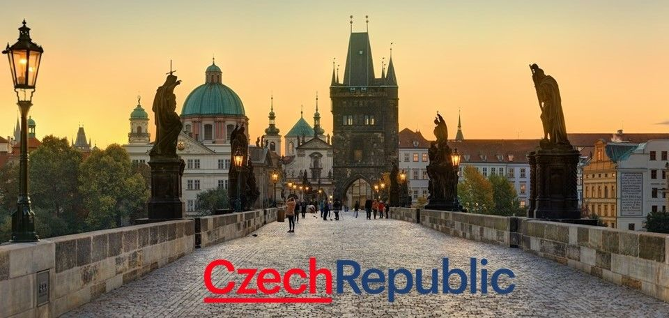 Back to business with the Czech Republic and USA