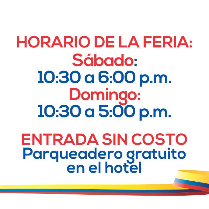 Banner horario donde vivir e invertir en colombia