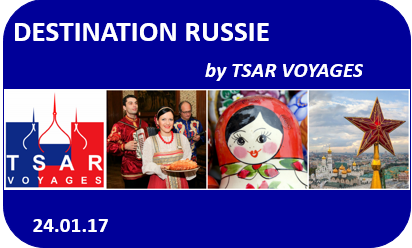Destination russie by tsar voyages