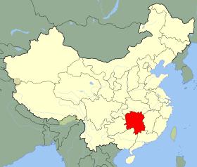 China hunan svg