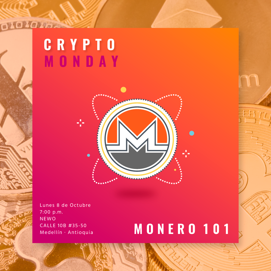 Cryptomondaymonero15386840571538684057