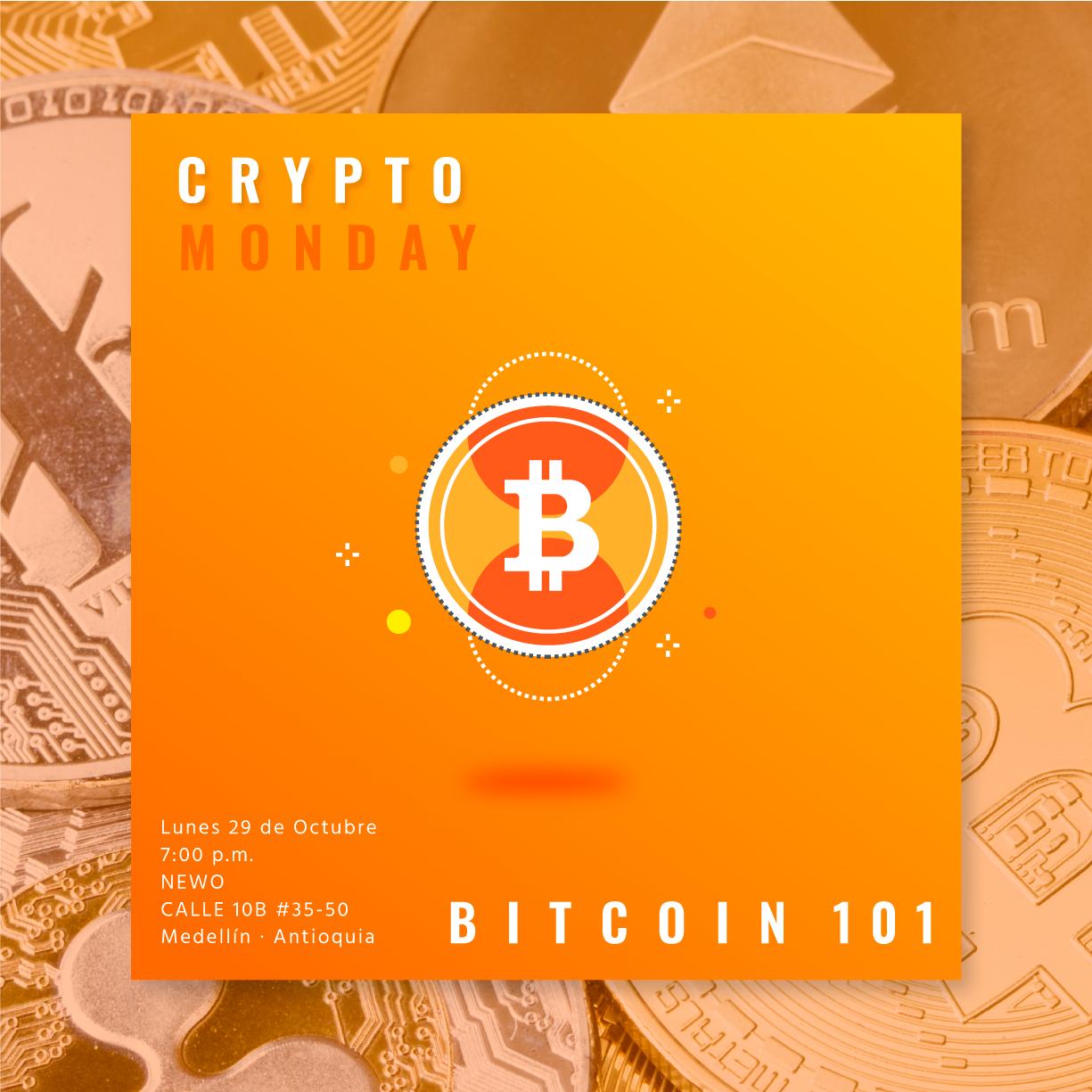 Cryptomondaybitcoin15405051121540505112