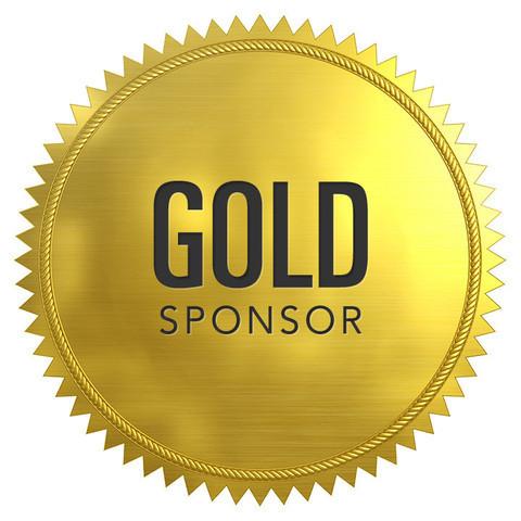 Gold sponsor large