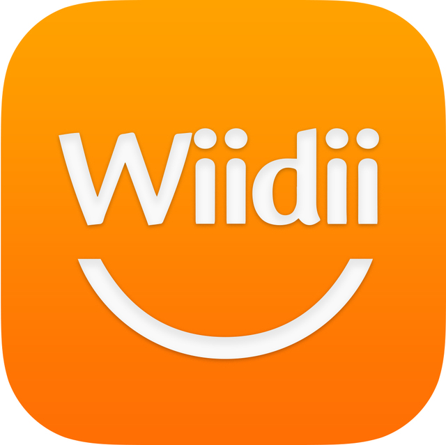 Wiidii logo