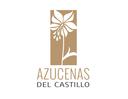 Logoazucenasdelcastillovertical15283040541528304054