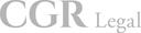 Logo cgr legal