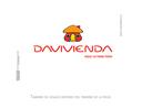 Logo davivienda y legales 14jul09