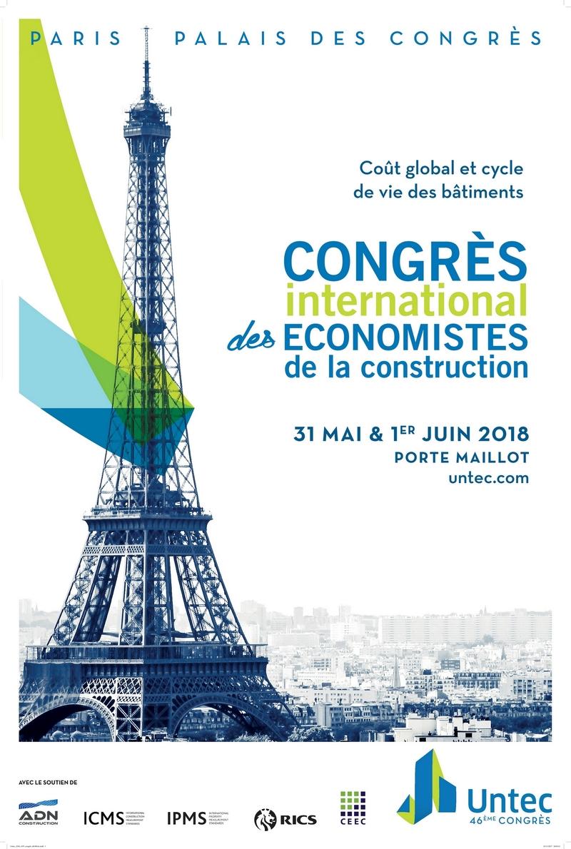 affiche congrès 2018