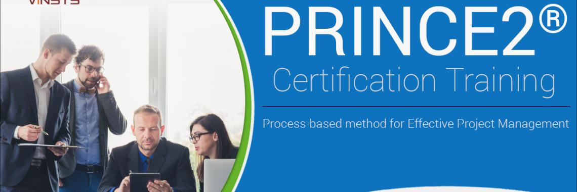 Prince2 Certification In Delhi Prince2 Training Delhi Vinsys