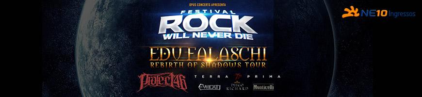 FESTIVAL ROCK WILL NEVER DIE