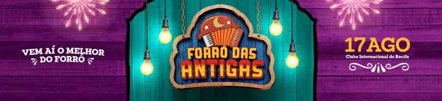 FORRÓ DAS ANTIGAS RECIFE
