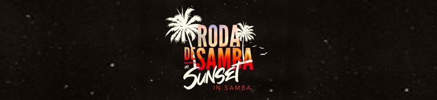 RODA DE SAMBA DO SUNSET IN SAMBA