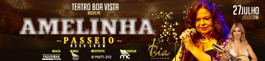 AMELINHA - NOVO SHOW PASSEIO - PARTICIPAÇÃO BIA VILLA-CHAN