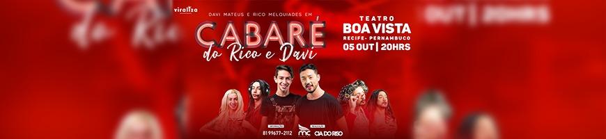 CABARÉ DO RICO E DAVI